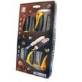 Набор из 4-х стамесок SUPER 2009 LINE PROFI в картонной  коробке (8, 10, 16, 32 мм) 860601