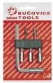 Набор метчиков-бит  М4-М10 с Г-образной ручкой BUCOVICE  948210