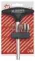 Набор метчиков- бит М3-М10 с Т-образной ручкой BUCOVICE  948310