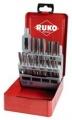 Набор ручных метчиков RUKO из 22 предметов