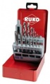 Набор однопроходных метчиков из 15 предметов RUKO